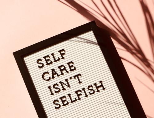#179 – Prendre soin de soi
